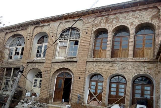 منزل تاریخی قرنی در سنندج بازسازی شد