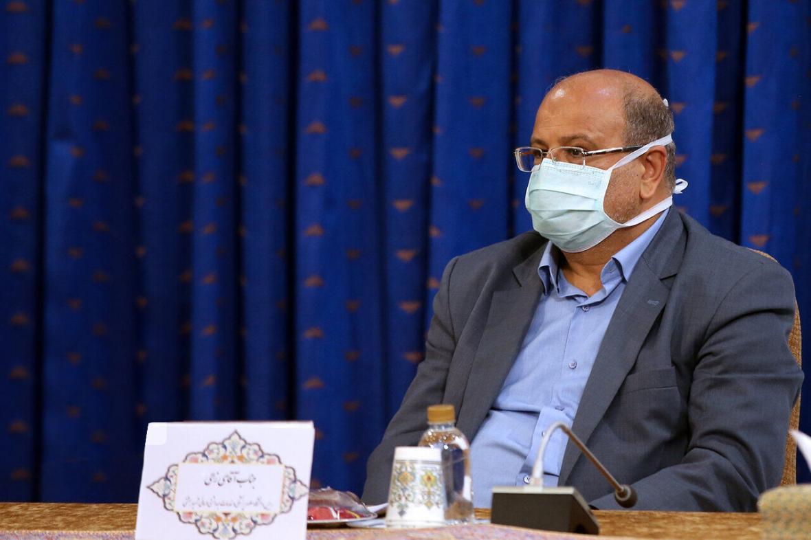 خبرنگاران زالی: شهدای مدافع سلامت میراث گرانبهای اعتلای کشور هستند