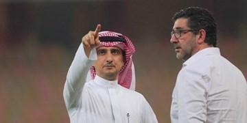 سرمربی النصر در آستانه برکناری، مدیر معروف عربستانی در ملاقات با پرسپولیس هم استعفا کرد
