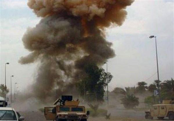 انفجار بمب در راستا کاروان ائتلاف بین المللی در عراق