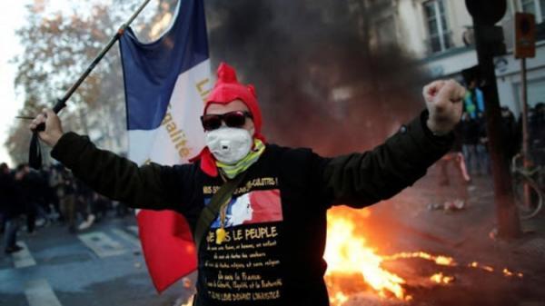 اعتراضات جدید در فرانسه علیه قانون جنجالی امنیت جامع