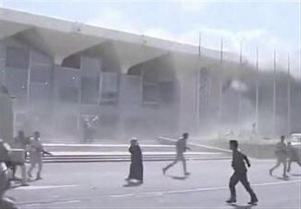 3 کارمند کمیته بین المللی صلیب سرخ در انفجار فرودگاه عدن کشته شدند