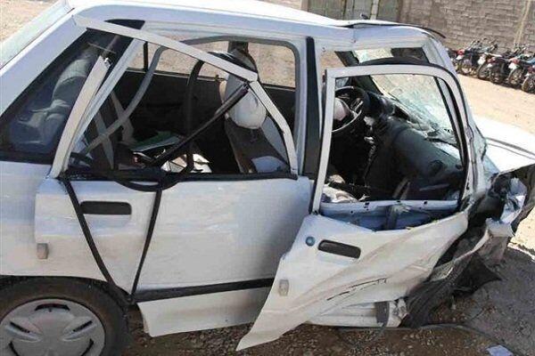 رانندگی تهاجمی و سرعت غیرمجاز در زنجان حادثه آفرین شده است