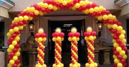 بادکنک آرایی برای جشن و مراسم ها با 5 ایده خلاقانه