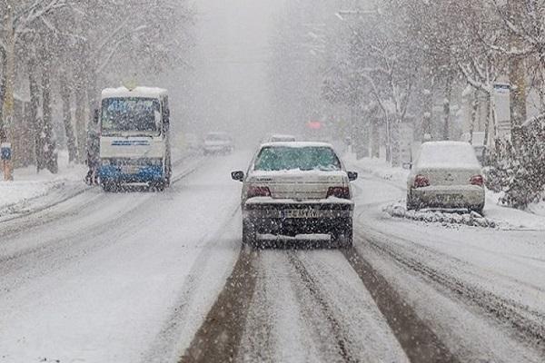 بارش برف و باران در برخی مناطق کشور، کولاک برف در ارتفاعات