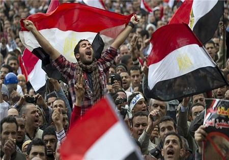 ده سال از انقلاب مصر می گذرد