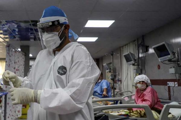 افزایش مراجعات سرپایی کرونا در بعضی بیمارستان های پایتخت
