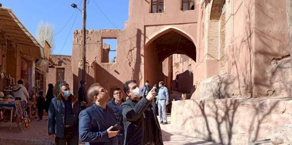حریم منظر فرهنگی روستای تاریخی ابیانه بررسی می شود