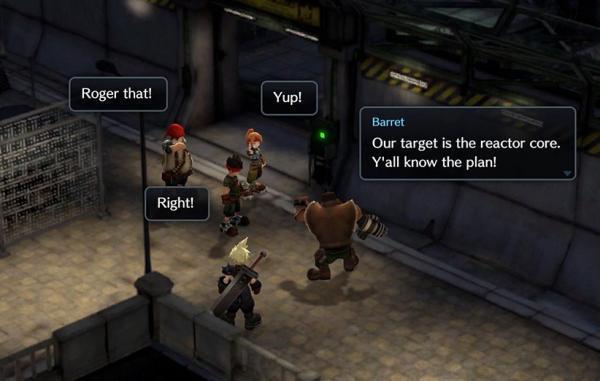 فاینال فانتزی 7 در قالب یک بازی موبایل برای اندروید و iOS معرفی گشت