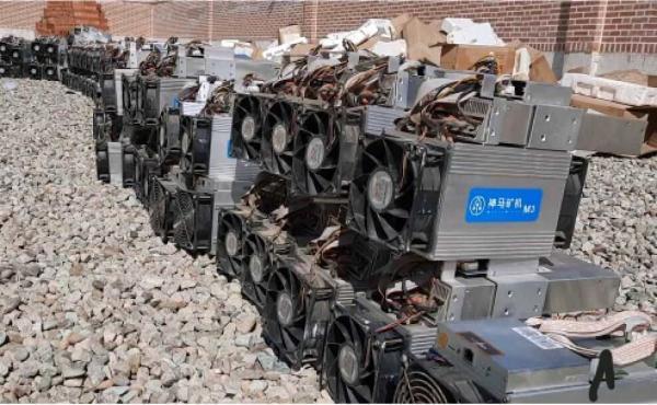 خبرنگاران 112 دستگاه ماینر و 40 هزار لیتر سوخت قاچاق در پاکدشت کشف شد