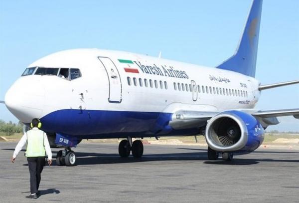 بلیت های هواپیمایی در نوروز با همان نرخ مصوب آبان به فروش می رسد، افزایش قیمت نوروزی نداریم