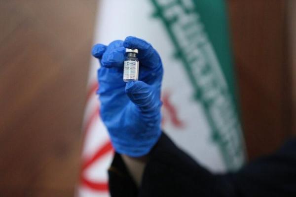 تزریق واکسن جدید ایرانی کرونا رازی کووپارس به داوطلبان