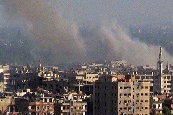حملات خمپاره ای تروریست های تکفیری به مناطق مسکونی