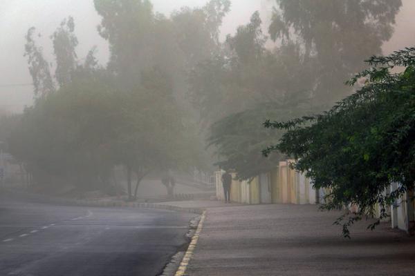 رگبار باران، رعد و برق و وزش باد شدید در بعضی استان های کشور
