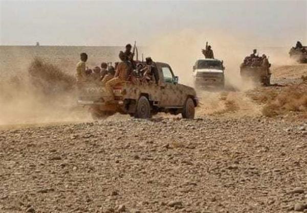 پیشروی برق آسای نیروهای صنعا به سمت شهر مأرب، تسلط بر چند منطقه راهبردی جدید