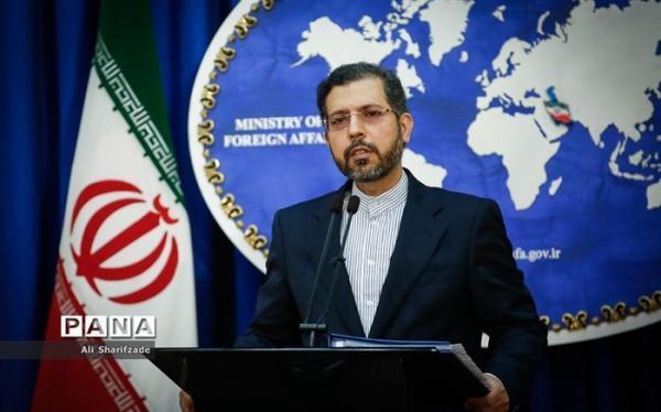 انتقاد ایران از بهره برداری سیاسی کیف از موضوع هواپیما اوکراینی