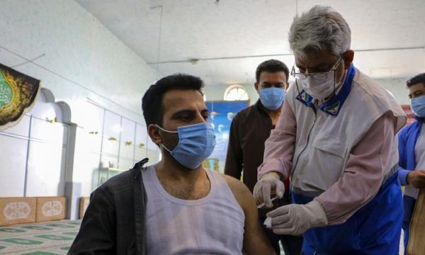 واکسیناسیون پاکبانان غیر ایرانی پایتخت شروع شد