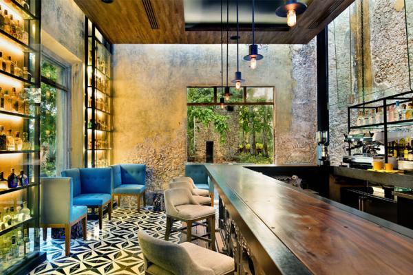 رستوران مکزیکی، برنده جایزه بهترین معماری رستورانی یونسکو