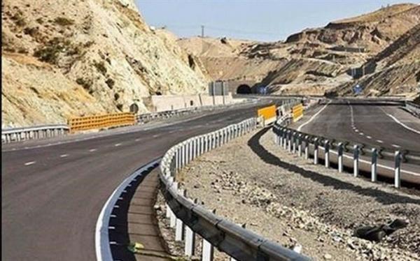 ساخت 1640 کیلومتر آزادراه و بزرگراه تا انتها سال