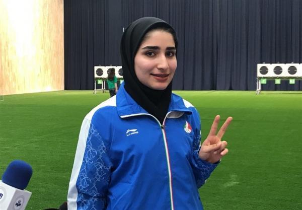 رستمیان: انتخاب به اسم پرچمدار ایران افتخاری عظیم است