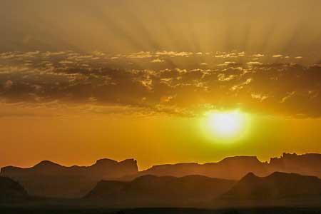 پیش بینی هوای آفتابی برای بیشتر منطقه ها کشور در روزهای آینده