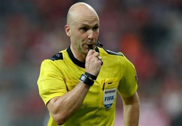 یورو 2020، اعلام اسامی داوران بازی های روز نخست مرحله یک هشتم نهایی