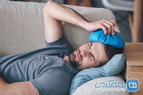 10 درمان طبیعی برای تسکین سردرد