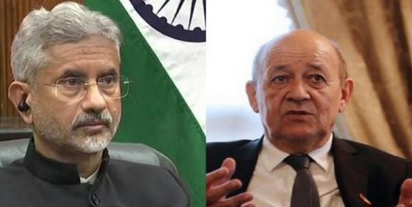 تور دهلی: پاریس: با هند برای ارتقای نظم بین المللی واقعی همکاری می کنیم