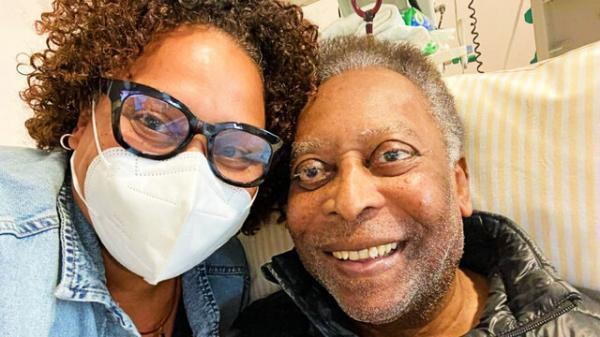 آخرین شرایط سلامتی پله از زبان دخترش