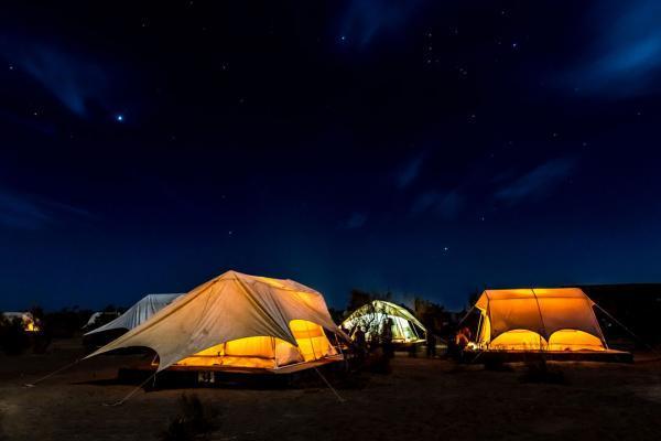 معرفی 12 مکان خوش آب و هوا برای کمپینگ اطراف تهران